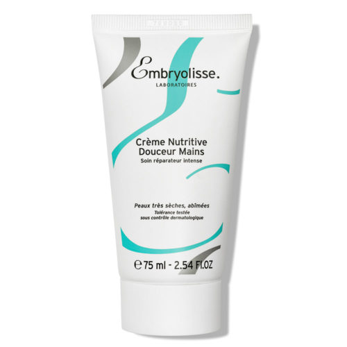 Nourishing Hand Cream – For Damaged And Dry Skin – 2.54 fl.oz. – Paraben Free – Made in France